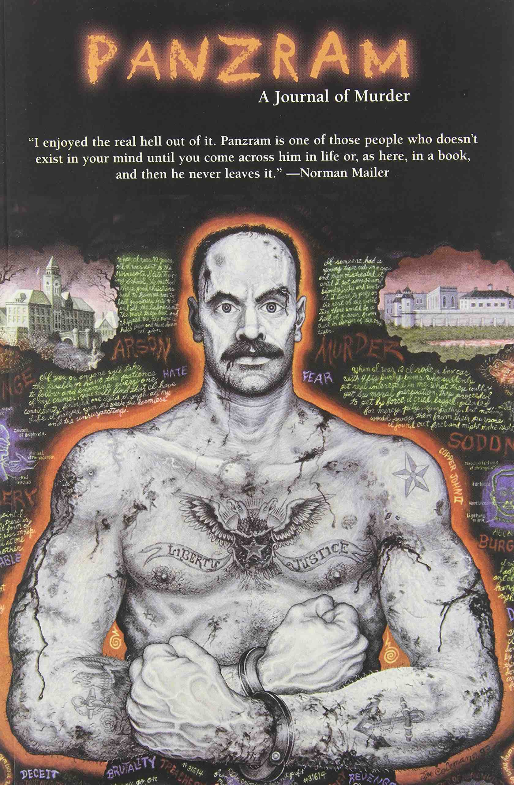 Panzram: A Journal of Murder cover