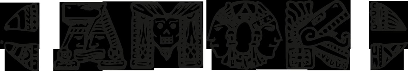 Amok Books Logo